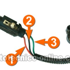 1989 Honda Accord Ignition Wiring Diagram 7 Way Trailer Plug Gmc Parte 1 -cómo Probar El Sensor Tps (ford 5.0l, 5.8l)