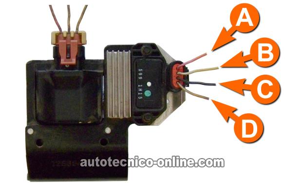 Ford 170 Engine Diagram Parte 5 C 243 Mo Verificar El Sistema De Encendido Gm Vortec