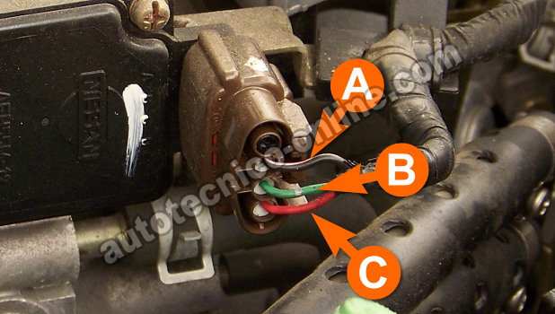 Buick Lesabre Wiring Diagram Parte 2 C 243 Mo Probar El Sensor Maf 2 4l Nissan Frontier