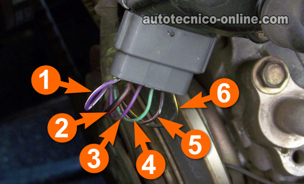 2005 Nissan Altima Maf Wiring Diagram Parte 1 C 243 Mo Verificar El M 243 Dulo De Encendido 1998 2004