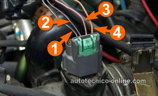 2004 Nissan Maxima Wiring Diagram Parte 2 Prueba Sensor De Flujo De Aire Maf 3 5l Nissan