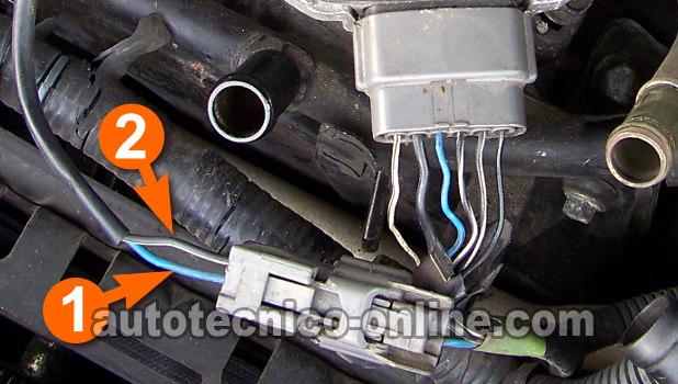 02 S10 Wiring Diagram Parte 5 Prueba Del M 243 Dulo Y Bobina De Encendido 3 3l