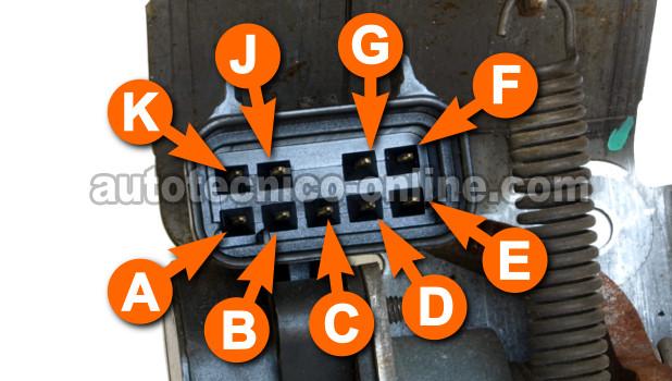 2008 F150 Trailer Wiring Diagram Parte 1 Sensor De La Posici 243 N Del Pedal Del Acelerador 2