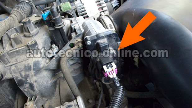 2007 Cadillac Cts Fuse Box Parte 1 Lo Esencial Del Cuerpo Del Acelerador Electr 243 Nico