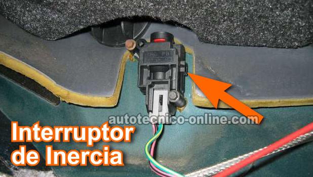 Wiring Diagram For 2003 Ford F150 Parte 2 C 243 Mo Probar La Bomba De Gasolina 1990 1997 2 3l