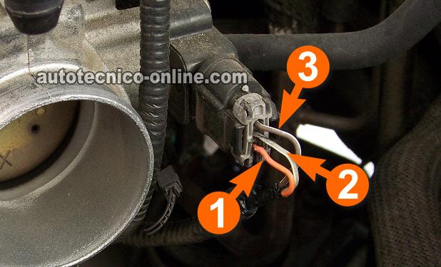 05 Lincoln Town Car Fuse Box Parte 1 C 243 Mo Probar El Sensor Tps Con Mult 237 Metro 3 0l