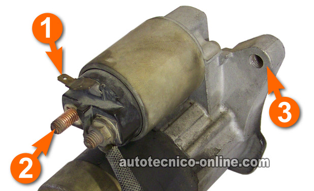 Hitachi Mini Starter Wiring Diagram Parte 1 C 243 Mo Probar El Motor De Arranque En Banco