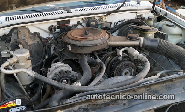 1985 Pontiac Fiero Fuse Box Diagram Parte 1 C 243 Mo Diagn 243 Sticar Una Falla En Cilindro 2 8l V6 Gm