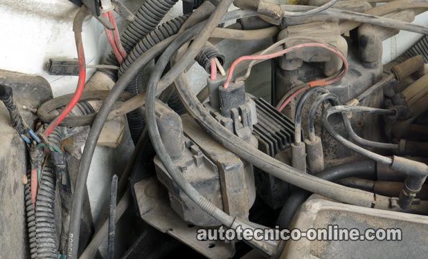 1985 Pontiac Fiero Fuse Box Diagram Parte 1 C 243 Mo Probar La Bobina De Encendido 2 8l V6 Gm