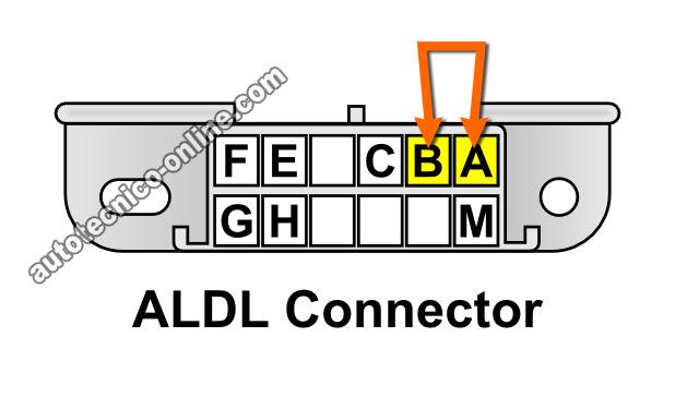Aldl To Usb Wiring Diagram Parte 1 C 243 Mo Leer Los C 243 Digos De Falla Obd I 2 8l V6 Gm