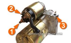 Parte 3 Cómo Probar el Motor de Arranque Sin Quitarlo del Vehículo