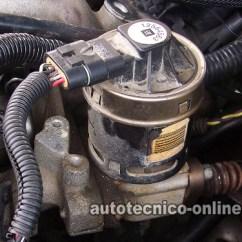 2002 Pontiac Grand Am Wiring Diagram Msd Coil Parte 1 -cómo Probar La Válvula Egr Electrónica (3.1l, 3.4l Gm)