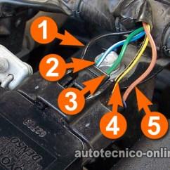 2016 Nissan Sentra Wiring Diagram Boss V Plow Parte 3 -cómo Probar El Sensor Maf (1.8l Toyota Corolla)