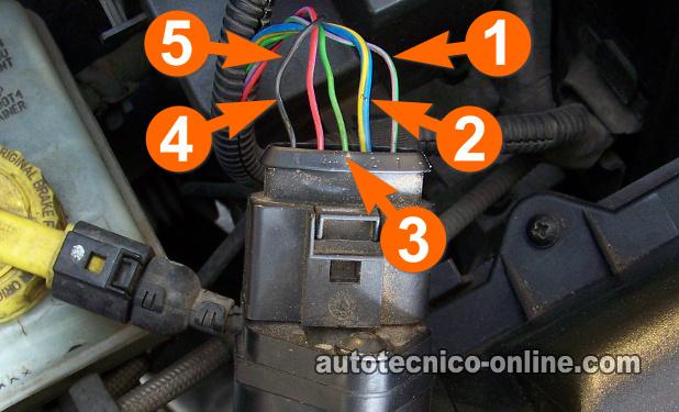 Stratus 2 7l Wiring Schematics Parte 1 Prueba Del Sensor Maf De Vw Jetta New Beetle De