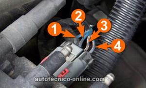 Parte 5 Cómo Probar La Bobina De Encendido (20012008 33L Chrysler)