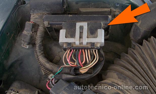 1996 Gmc Radio Wiring Diagram Parte 1 C 243 Mo Probar El M 243 Dulo De Encendido Ford 4 6l Con