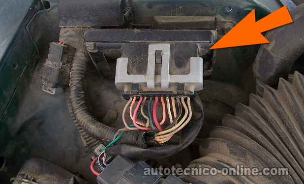 93 Ford F 150 Tfi Wiring Diagram Parte 1 C 243 Mo Probar El M 243 Dulo De Encendido Ford 4 6l Con