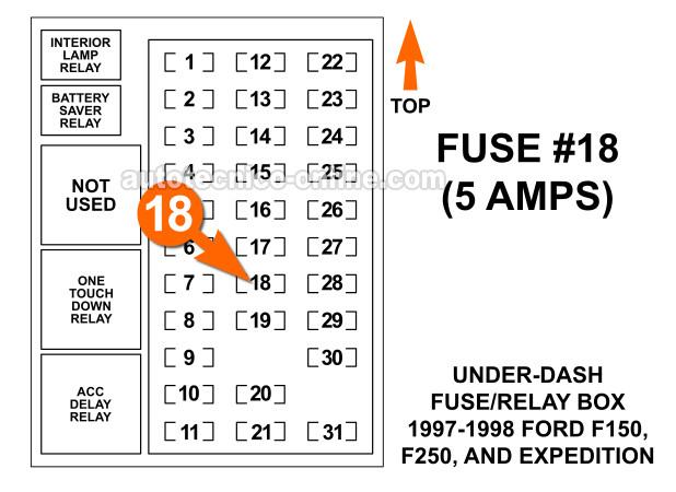 1998 F150 Radio Wiring Diagram Parte 2 Luces De Iluminaci 243 N Del Tablero No Se Encienden