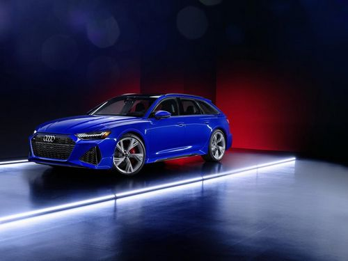 Audi RS6 Avant RS Tribute Edition (2021 год)