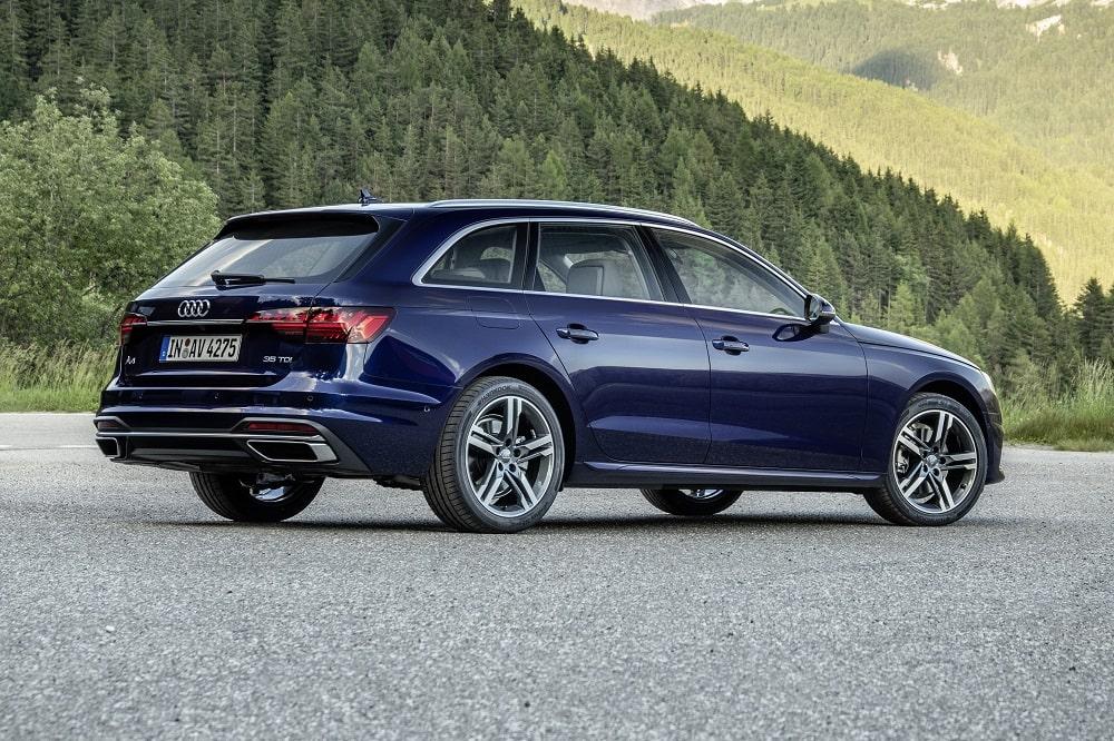 Audi A4 Avant verbruik 2020 - Autotijd.be