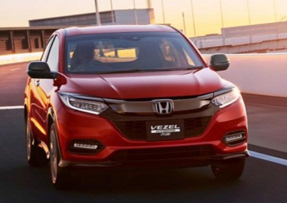 Honda показала обновленный кроссовер CR-V 1
