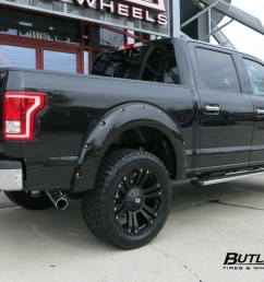 photo 2 ford f 150 custom wheels xd monster 22x et tire size [ 1200 x 800 Pixel ]