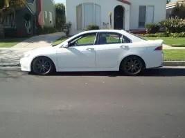 Acura Tsx Custom Wheels Rota Wheels Gforce 18x90, Et +30