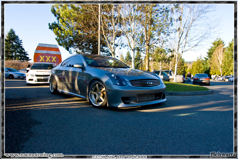 2004 Modified Infiniti 35 I Pictures