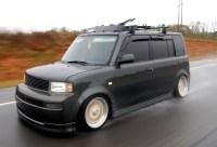 Scion xB custom wheels BBS RS 039 16x8.0, ET +24, tire ...