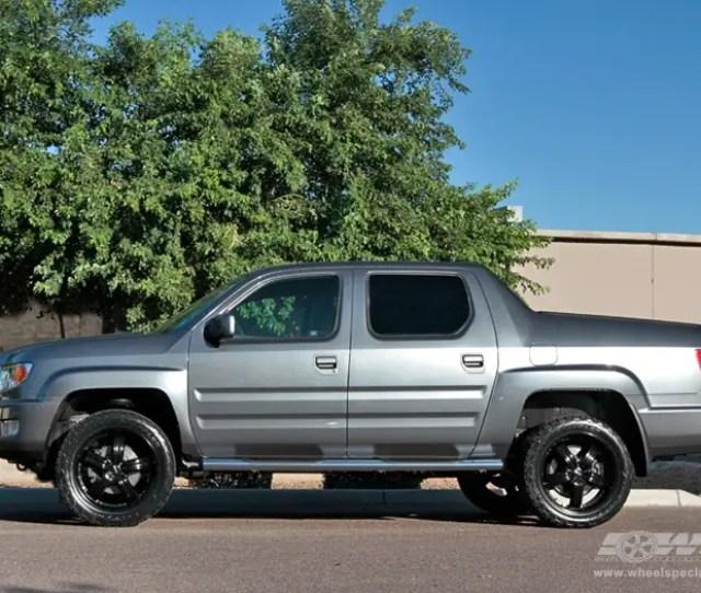 Custom Wheels Tires For Honda Ridgeline
