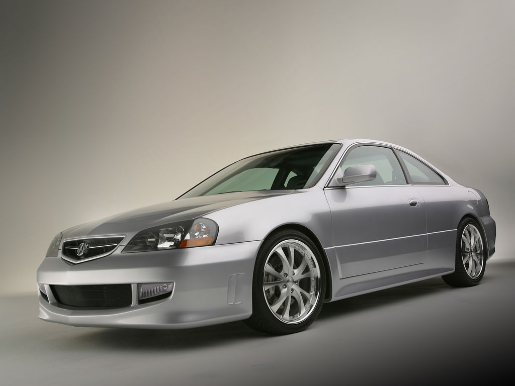 hight resolution of acura cl pics