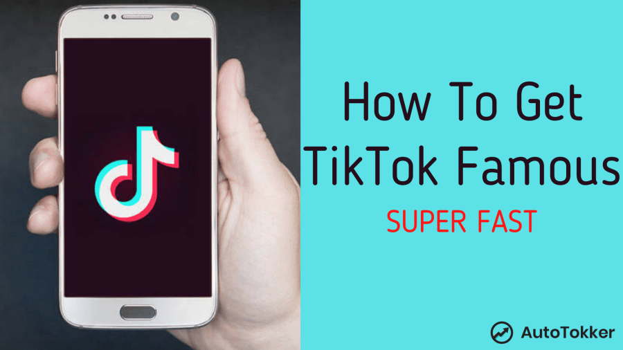 Guide to get famous on TikTok overnight/FAST