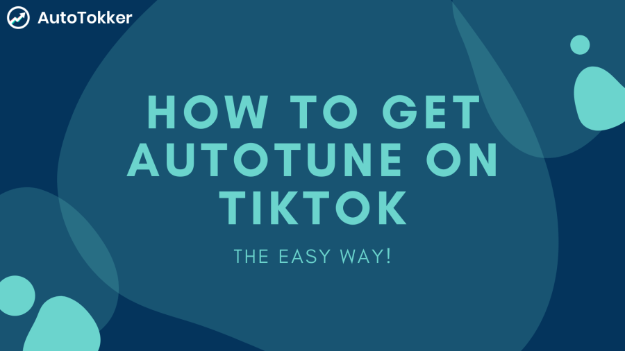 How to get the autotune voice on TikTok app