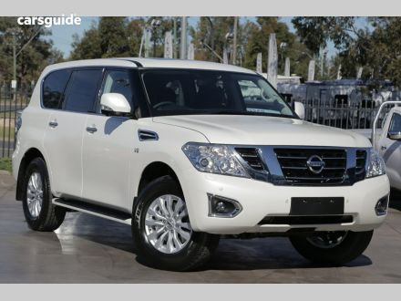 Nissan Patrol For Sale Carsguide