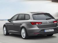 Seat Leon ST FR Photos and Specs. Photo: Seat Leon ST FR ...