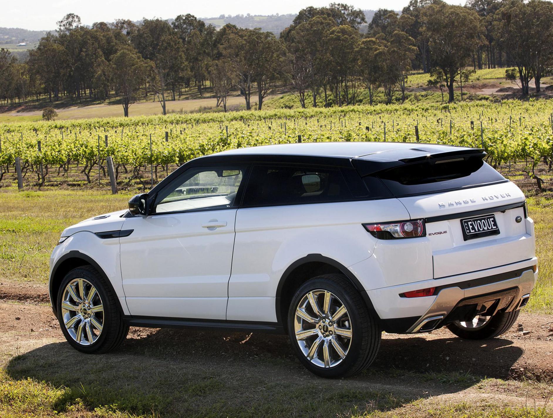 Land Rover Range Rover Evoque Coupe