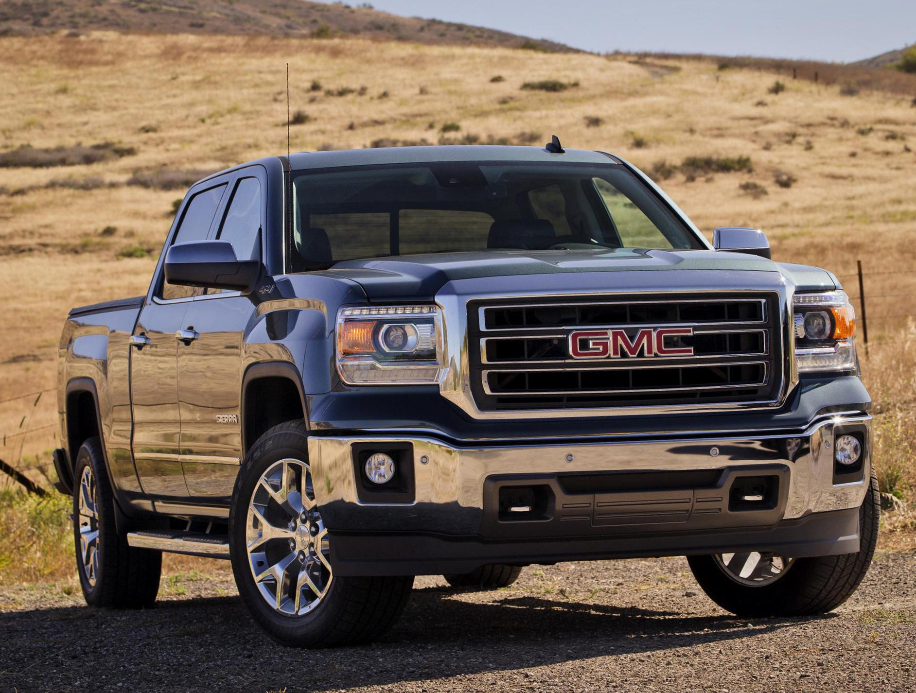 hight resolution of gmc sierra crew cab concept