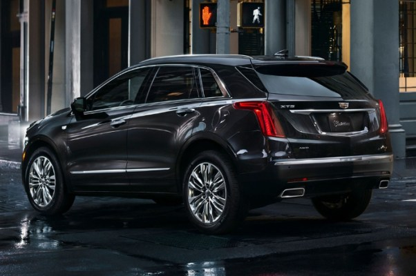 2018 Cadillac XT3 2018 cadillac xt5 refreshed design release dat