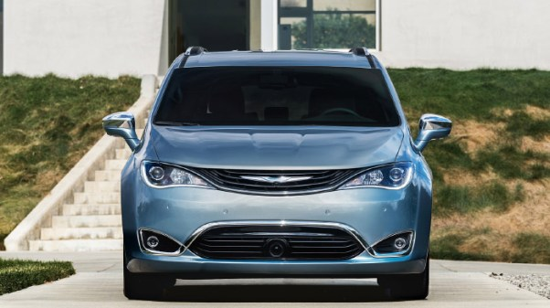 2018 Chrysler Pacifica Performance