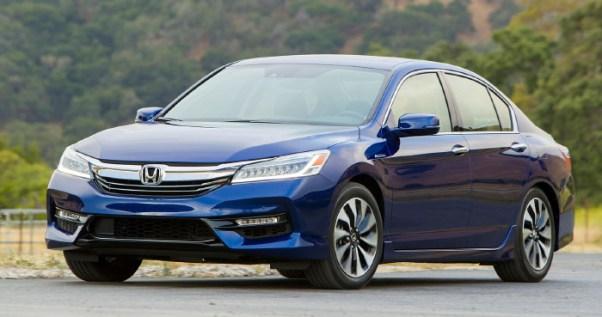 2018 Honda Accord Price