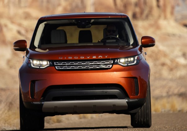 2018 Land Rover Discovery Performance