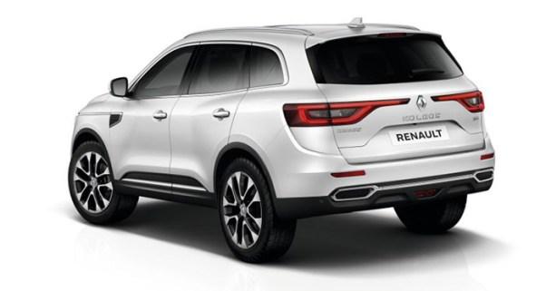 2018 Renault Koleos Performance