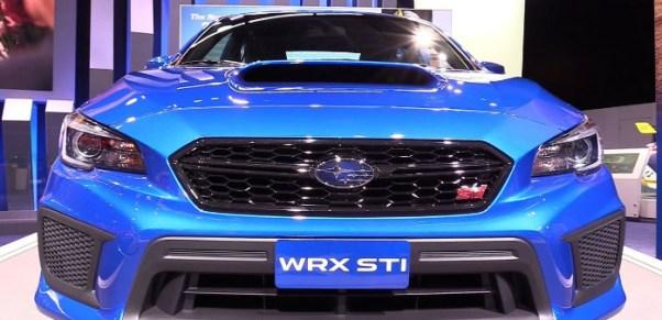 2018 Subaru WRX STI Performance