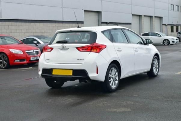 2018 Toyota Auris Spec