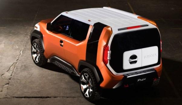 2018 Toyota FJ Cruiser Release Date