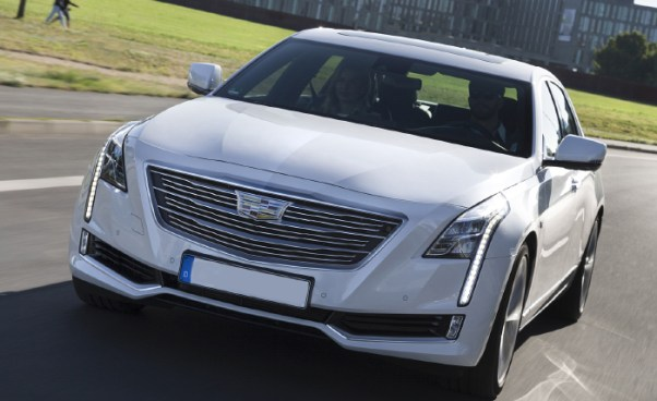2019 Cadillac CT6 Performance