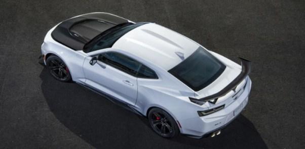 2019 Chevy Camaro Spec