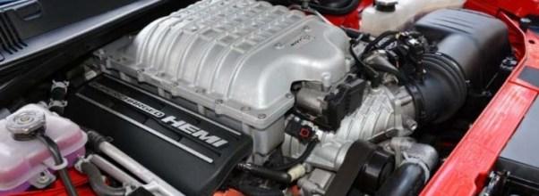2019 Dodge Challenger Hellcat