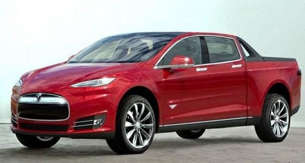 2020 Tesla Pickup Performance