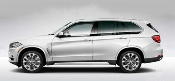 BMW X7 Price